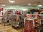 京急百貨店の玩具売場とレッドトレインコーナー